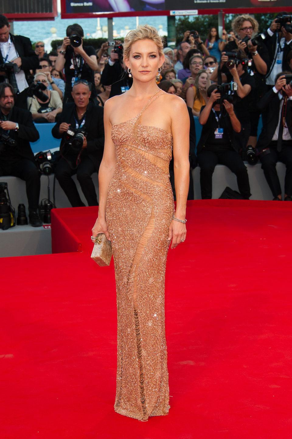 Kate Hudson en la Mostra de Venecia 2012