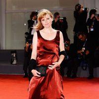 Isabelle Carre en la Mostra de Venecia 2012