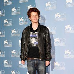 Hugo Conzelmann en la Mostra de Venecia 2012