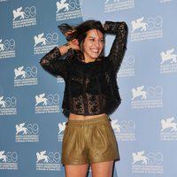 Carole Combes en la Mostra de Venecia 2012