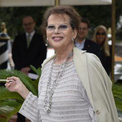 Claudia Cardinale en la Mostra de Venecia 2012