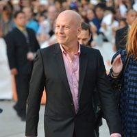 Bruce Willis en el TIFF 2012