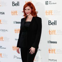 Christina Hendricks en el TIFF 2012