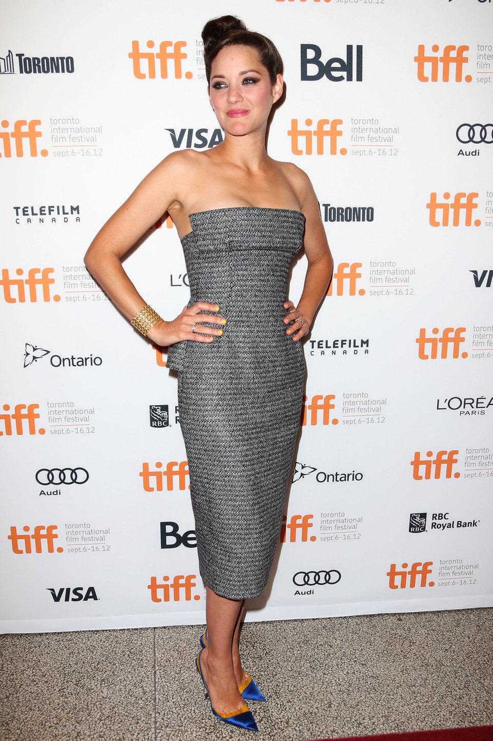 Marion Cotillard en el TIFF 2012