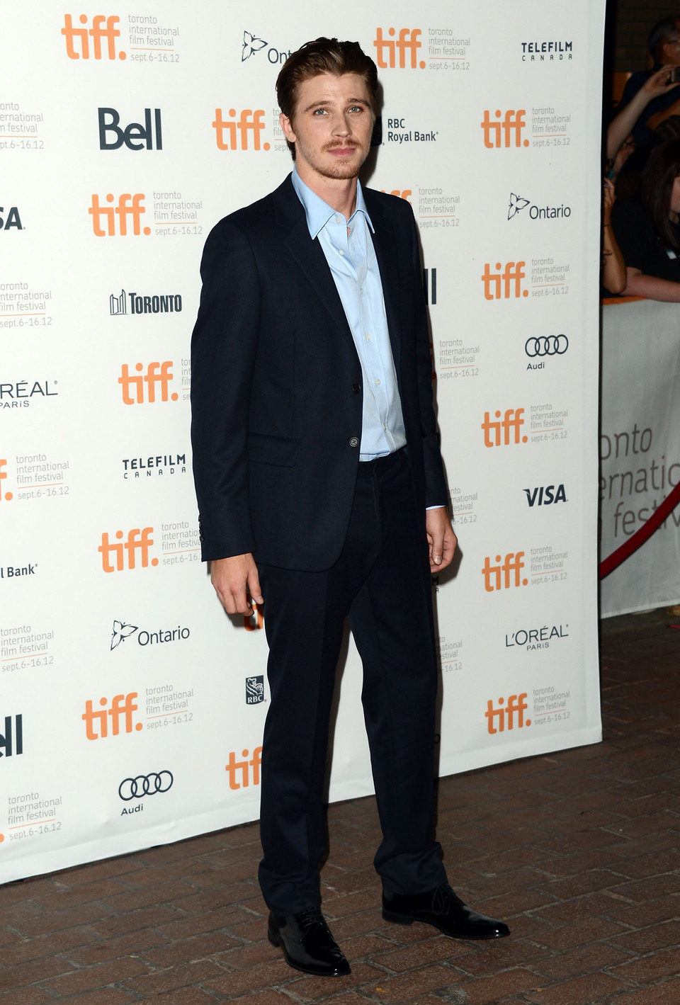 Garrett Hedlund en el TIFF 2012