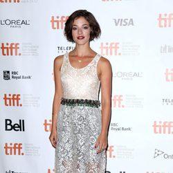 Olivia Thirlby en el TIFF 2012