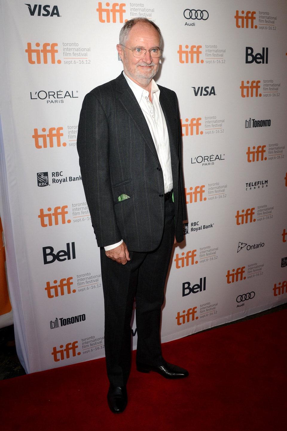 Jim Broadbent en el TIFF 2012