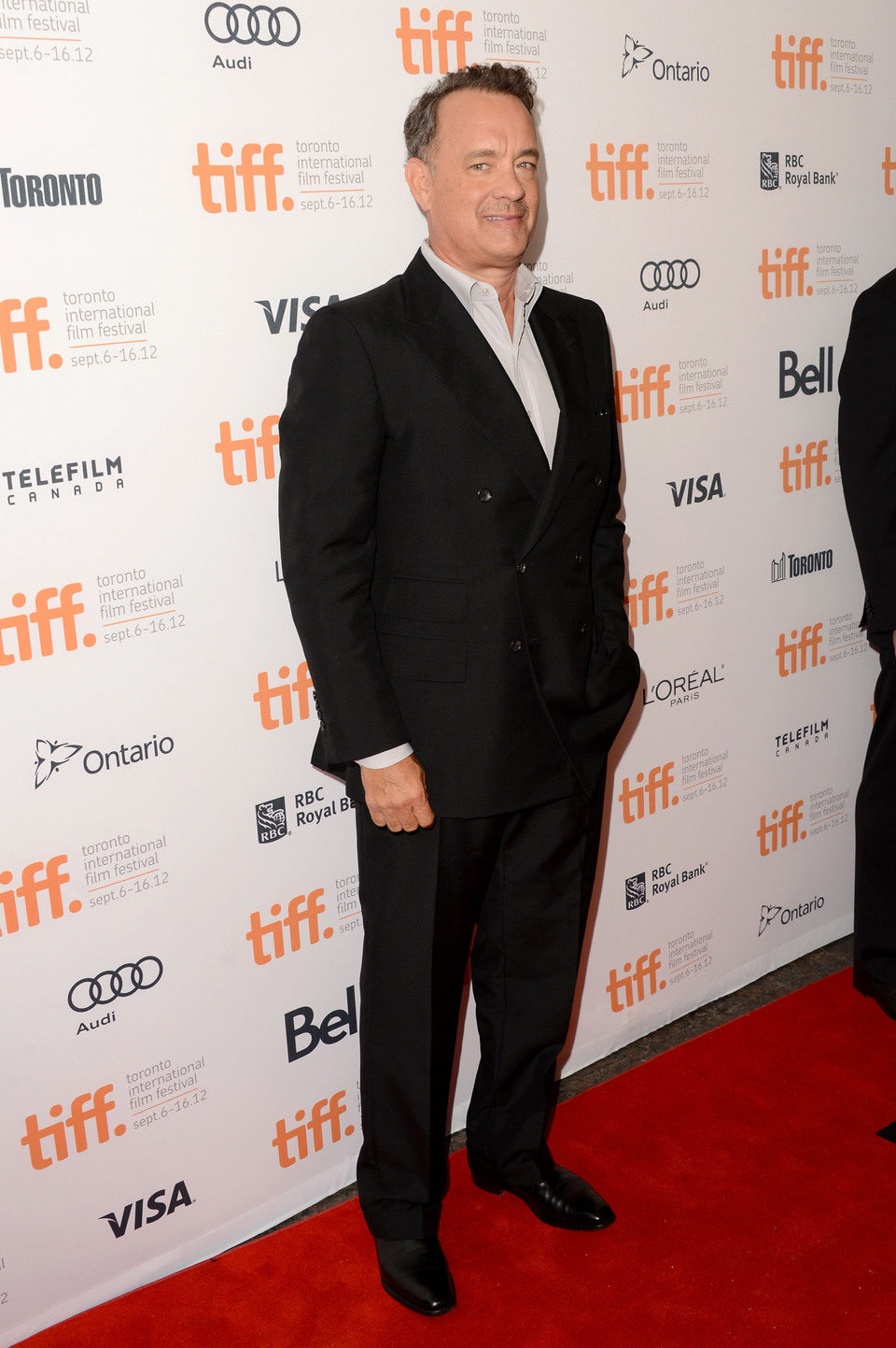 Tom Hanks en el TIFF 2012