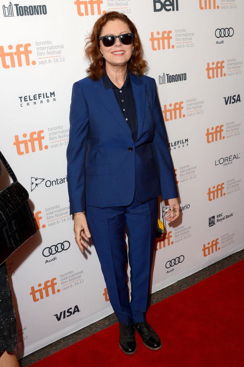 Susan Sarandon en el TIFF 2012