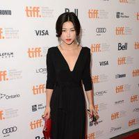 Zhu Zhu en el TIFF 2012