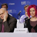 Andy y Lana Wachowski en el TIFF 2012