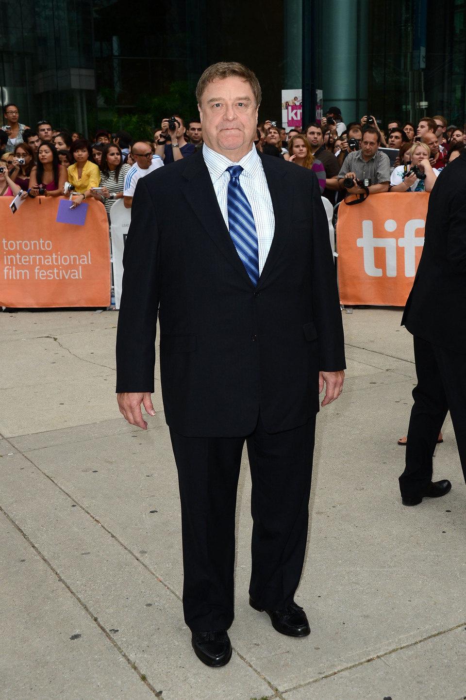 John Goodman en el TIFF 2012