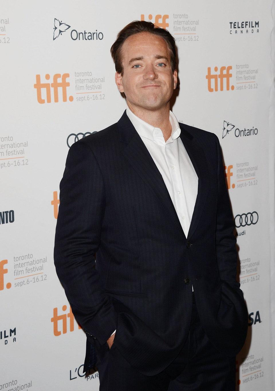 Matthew MacFadyen en el TIFF 2012