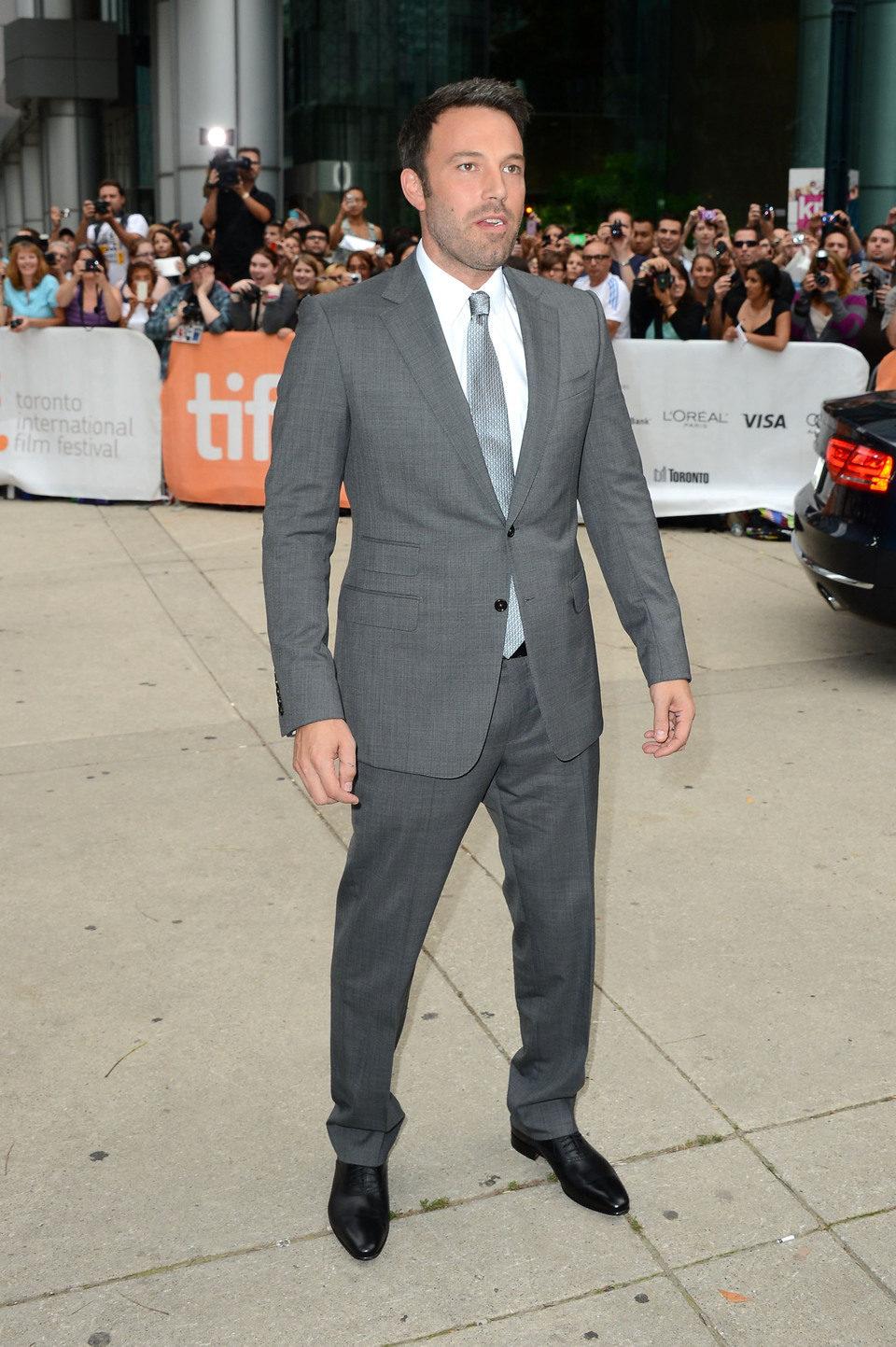 Ben Affleck en el TIFF 2012