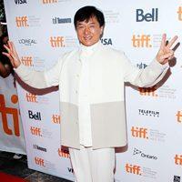 Jackie Chan en el TIFF 2012