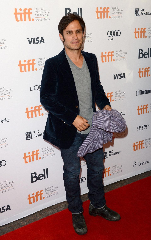 Gael García Bernal en el TIFF 2012