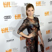 Anna Kendrick en el TIFF 2012