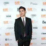 Zac Efron en el TIFF 2012