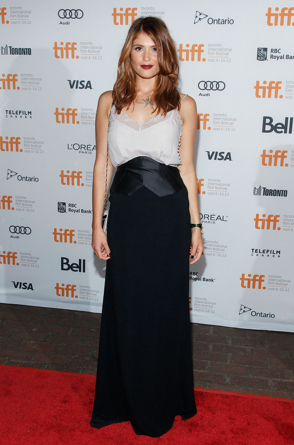 Gemma Arterton en el TIFF 2012