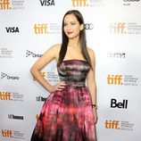 Jennifer Lawrence en el TIFF 2012