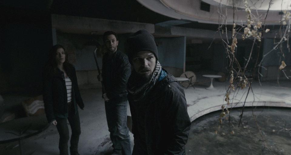 Atrapados en Chernóbil, fotograma 6 de 19