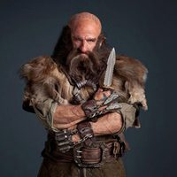 Graham McTravish es Dwalin