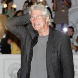 Richard Gere en el Festival de San Sebastián 2012
