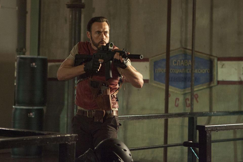 Resident Evil: Venganza, fotograma 3 de 21