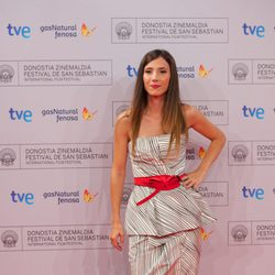 Bárbara Goenaga en el Festival de San Sebastián 2012