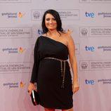 Silvia Abril en el Festival de San Sebastián 2012