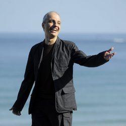 Pablo Berger en el Festival de San Sebastián 2012