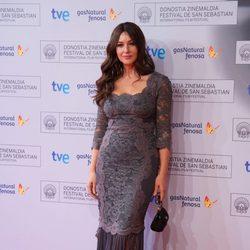 Monica Bellucci en el Festival de San Sebastián 2012