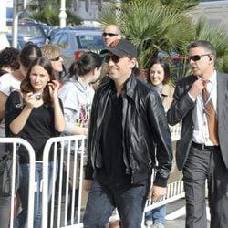 Gad Elmaleh en el Festival de San Sebastián 2012