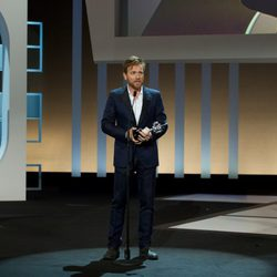 Ewan McGregor, Premio Donostia del Festival de San Sebastián 2012