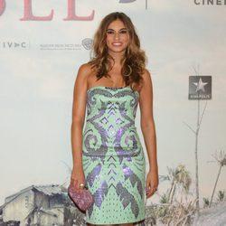 Norma Ruiz en la premiére de 'Lo imposible'