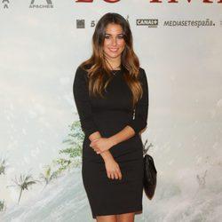 Blanca Suárez en la premiére de 'Lo imposible'