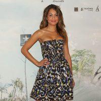 Hiba Abouk en la premiére de 'Lo imposible'