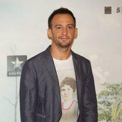 Alejandro Amenábar en la premiére de 'Lo imposible'