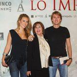 Concha Velasco en la premiére de 'Lo imposible'