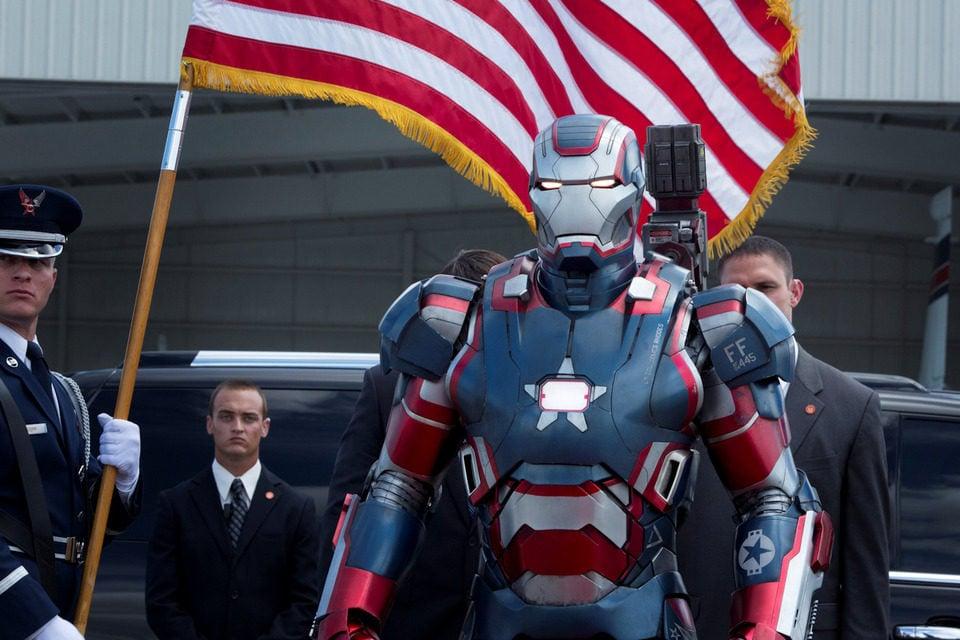 Iron Man 3, fotograma 4 de 24