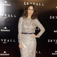 Lola Marceli en la premiere de 'Skyfall' en Madrid