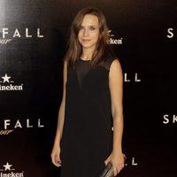 Aura Garrido en la premiere de 'Skyfall' en Madrid
