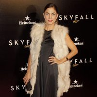 Toni Acosta en la premiere de 'Skyfall' en Madrid