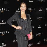 Hiba Abouk en la premiere de 'Skyfall' en Madrid