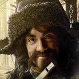 Póster de Bofur para 'El Hobbit: Un viaje inesperado'