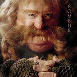 Póster de Bombur para 'El Hobbit: Un viaje inesperado'