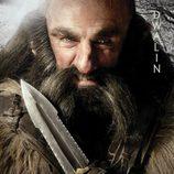 Póster de Dwalin para 'El Hobbit: Un viaje inesperado'