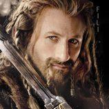 Póster de Fili para 'El Hobbit: Un viaje inesperado'