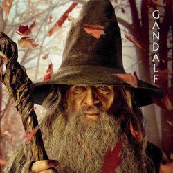 Póster de Gandalf para 'El Hobbit: Un viaje inesperado'