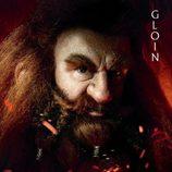 Póster de Gloin para 'El Hobbit: Un viaje inesperado'
